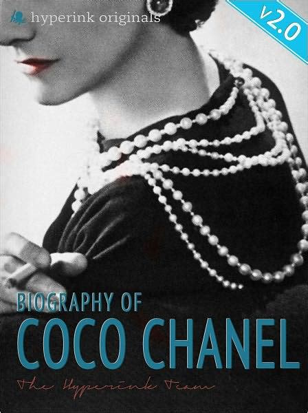 biography coco chanel book biography of coco chanel by the hyperink team nook book