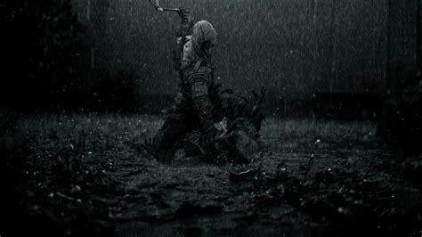 wallpaper dark rain dark assassin s creed rain wallpaper no 128625