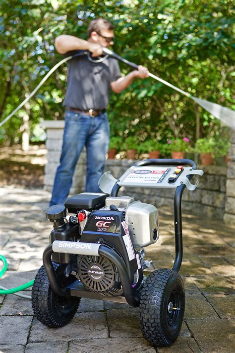 pressure washer review  edit home patio