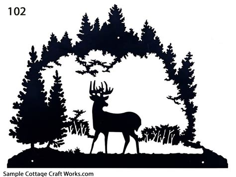 Country Home Decor Signs by Metal Silhouettes Of Wildlife Hunter Decor Gifts