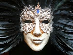 Mask venice cake ideas and designs