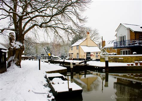thames lock weybridge river mills f11 workshops