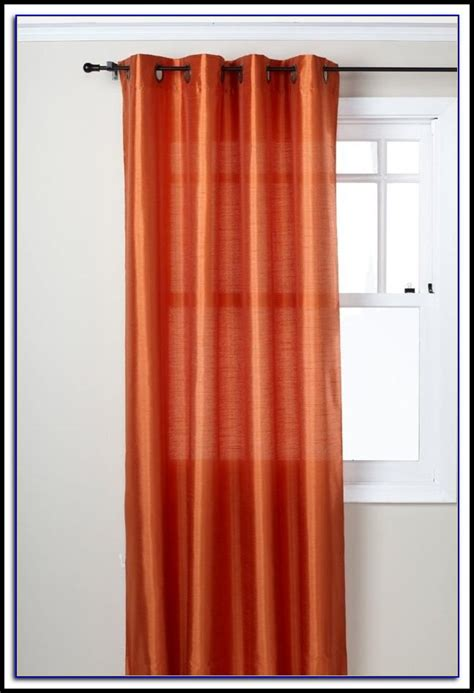 burnt curtains burnt orange curtains next curtains home decorating