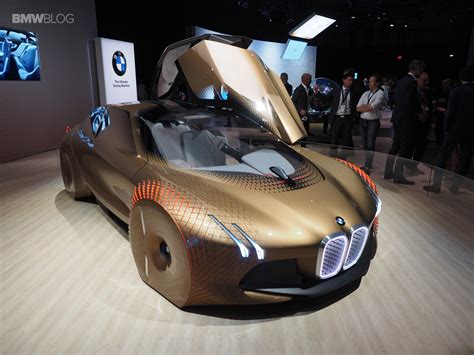 bmw concept bmw concept cars the bmw vision next 100 i new cars