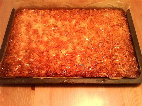 bienenstich kuchen rezept blech bienenstich kuchen rezept blech