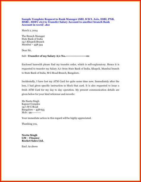 Closure Of Loan Letter Format loan pre closure letter sle docoments ojazlink