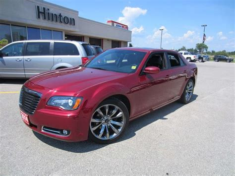 2014 Chrysler 300 S by 2014 Chrysler 300 S Sunroof Navigation Leather Perth