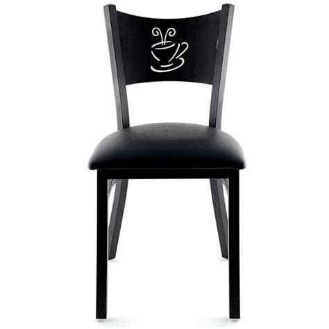 Coffee Chairs by Metal Coffee Cup Restaurant Chair