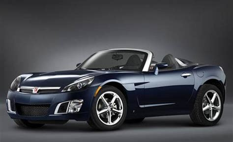 saturn sky car and driver