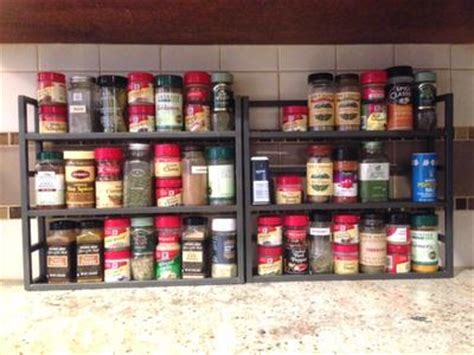 Spice Rack Container Store by Iron Spice Rack The Container Store