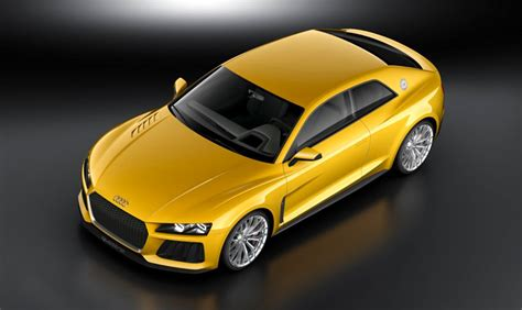 Audi Quattro Horsepower by Audi S 700 Horsepower Sport Quattro Concept