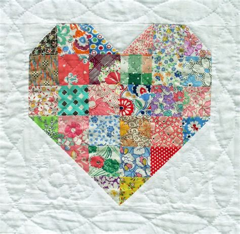 Emily Patchwork Quilt - blogger s quilt festival emily s quilt q is for