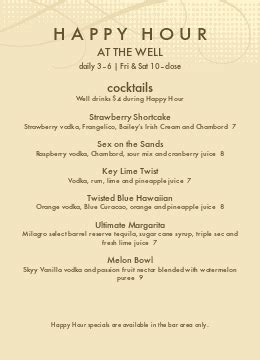 happy hour menu templates musthavemenus 237 found