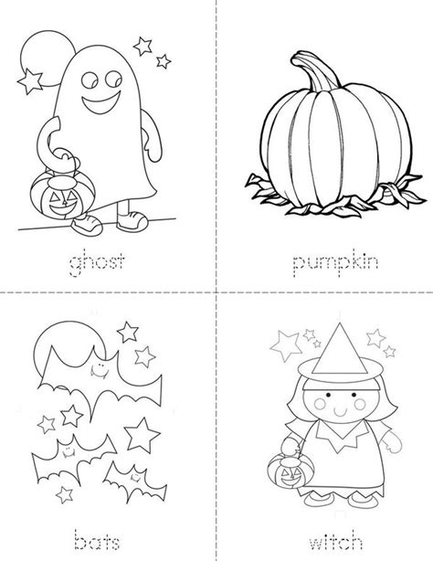 halloween coloring pages twisty noodle halloween words book twisty noodle