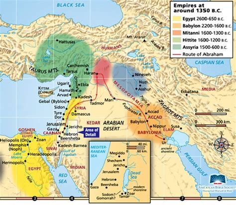 bamboo worktops photos: map of ancient near east