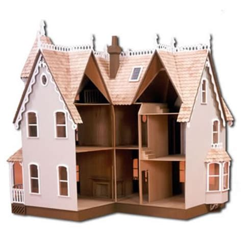 the one with the doll house garfield dollhouse kit