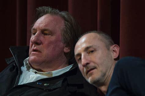 gerard depardieu latest film gerard depardieu and guillaume nicloux photos photos zimbio