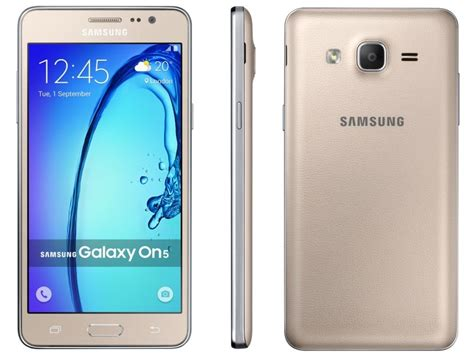 Samsung On5 Pro Samsung Galaxy On 5 Pro And Galaxy On7 Pro Debuted In