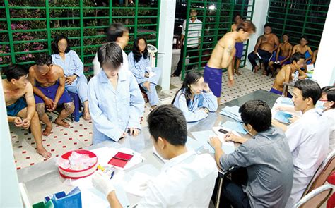 Hcmc Detox by In Photos Sending Addicts To Compulsory Rehab In