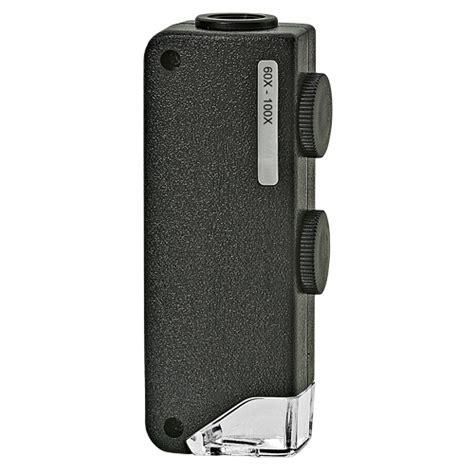 Mikroskop Pocket Portable 100x Zoom Lu Ultraviolet Promo valley indoor gt tools hardware storage gt giros 60 100x illuminted microscope