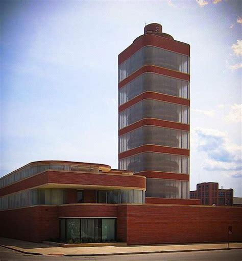 Eichler Architecture by Frank Lloyd Wright S Sc Johnson Development Tower