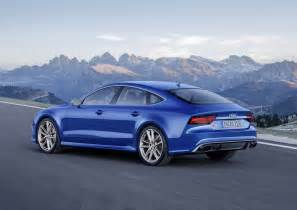 Audi Rs Seven Tesla Model S P100d Goes 2 With Audi Rs 7