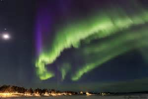 northern lights sweden auroras