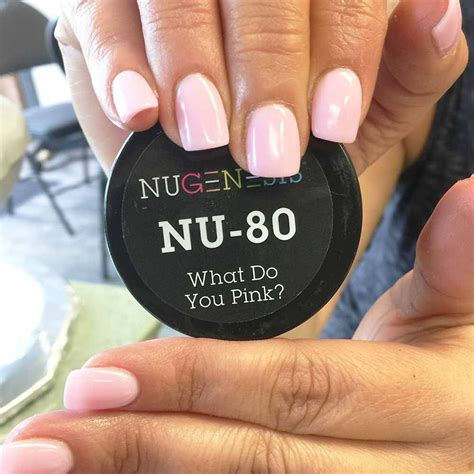 Do You Dip by Nu 80what Do You Pink Nail Dipping Powder This Product