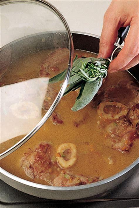 cucinare osso buco ricetta ossobuco alla milanese le ricette de la cucina