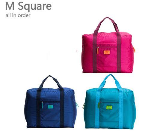 Tas Lipat Carry Foldable Travel Bag 1 jual foldable travel bag carry tas lipat koper l
