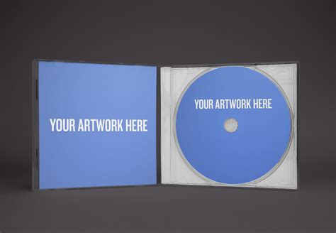The Cd Case Mockup Templates Get An Upgrade Go Media 183 Creativity At Work Cd Mockup Template