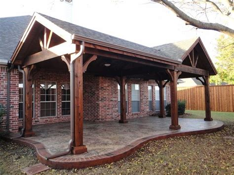 Hip Roof Patio Cover Plans by 17 Best Ideas About Carport Patio On Covered