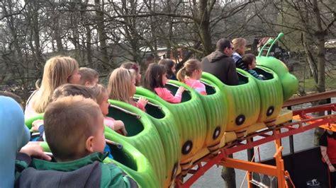 theme park hshire the wriggler at gulliver s world theme park warrington