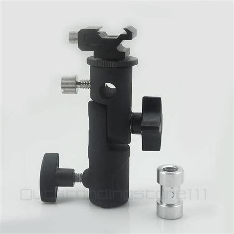 light stand for off camera flash flash bracket shoe umbrella holder mount light stand