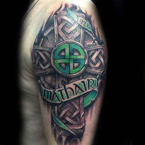 3d celtic cross tattoos best 25 celtic cross tattoos ideas on