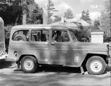 1950 Jeep Willys Wagon Imcdb Org 1950 Willys Jeep Station Wagon In Quot Oksat Pois