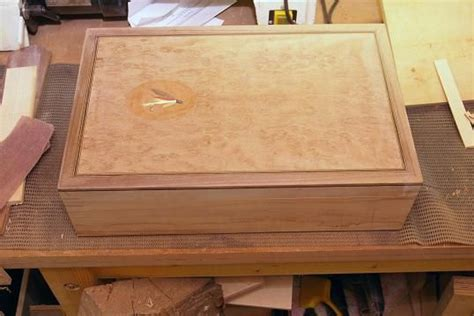 fly tying box get woodworking