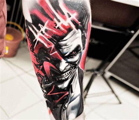 joker tattoo tutorial joker tattoo by jakub hanus tattoo pinterest tattoo