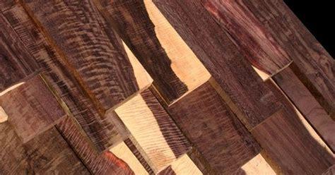 exotic wood royal ebony katalox  mexican royal ebony