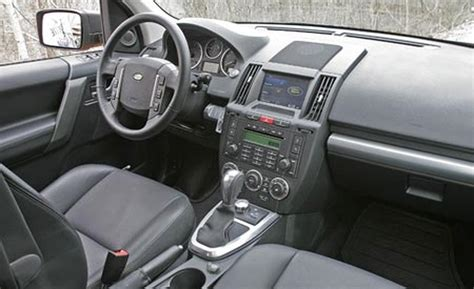 land rover lr2 interior car and driver