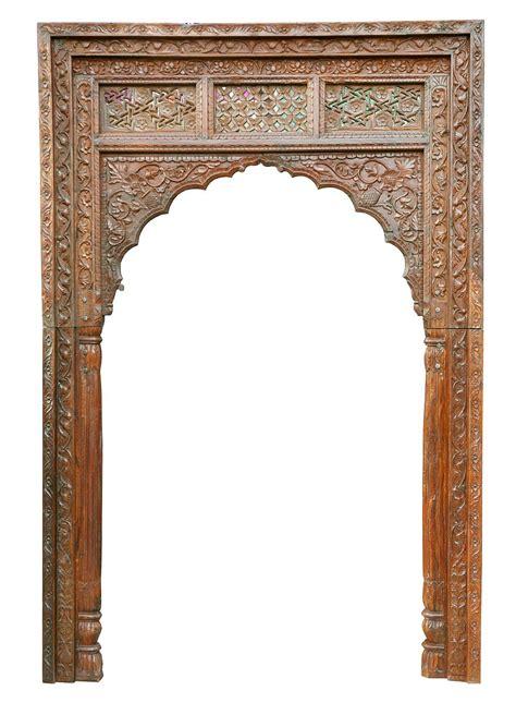 decorative frame door india internal installation gate door frame wide