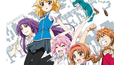 Anime D Frag by 10 Anime Comedy Terbaik 2015