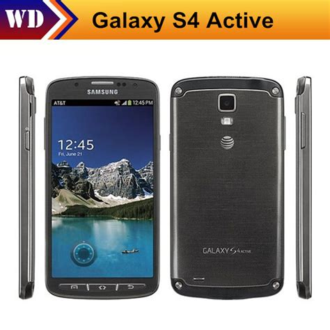 Touchscreen S4 Replika 12 original mobile phone samsung i9295 galaxy s4 active quadcore 16g rom 2g ram 5 0 quot touchscreen 4g