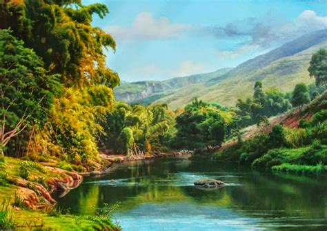 cuadros de paisaje paisajes para pintar cuadros hermosos fotos de pinturas