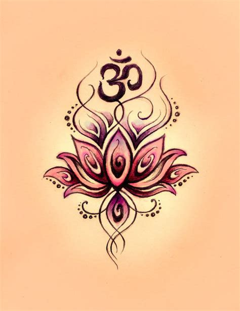 lotus tattoo meaning buddhism love drawing art black tattoo flower pink sketch idea