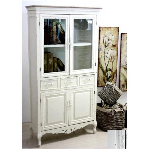 credenze shabby chic on line vetrina legno shabby chic mobili provenzali on line