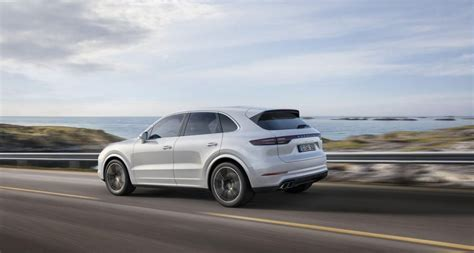 2019 Porsche Truck by Frankfurt 2019 Porsche Cayenne Turbo Trucks And Suvs
