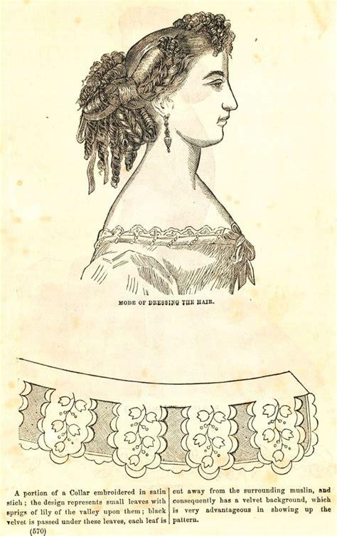 civil war era ladies hairstyles 1000 images about vintage 1800 s fashion on pinterest