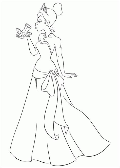 coloring pages princess and the frog princess and the frog coloring pages coloringpagesabc com