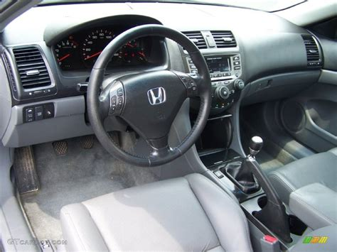 Honda Accord 2006 Interior by 2006 Honda Accord Ex L V6 Coupe Interior Photo 51433506